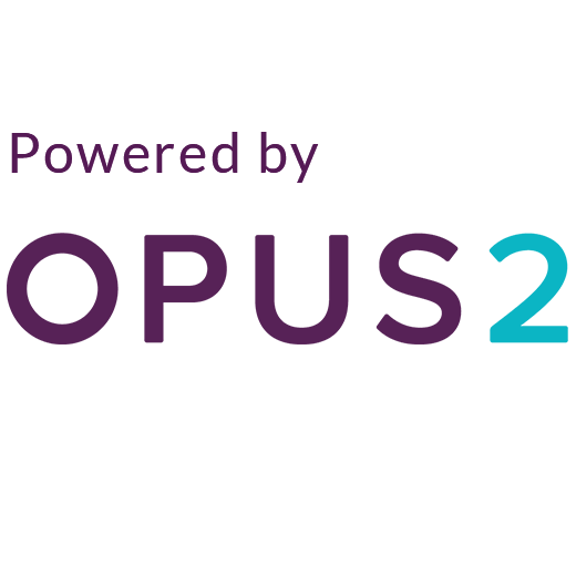 Powered by Opus 2